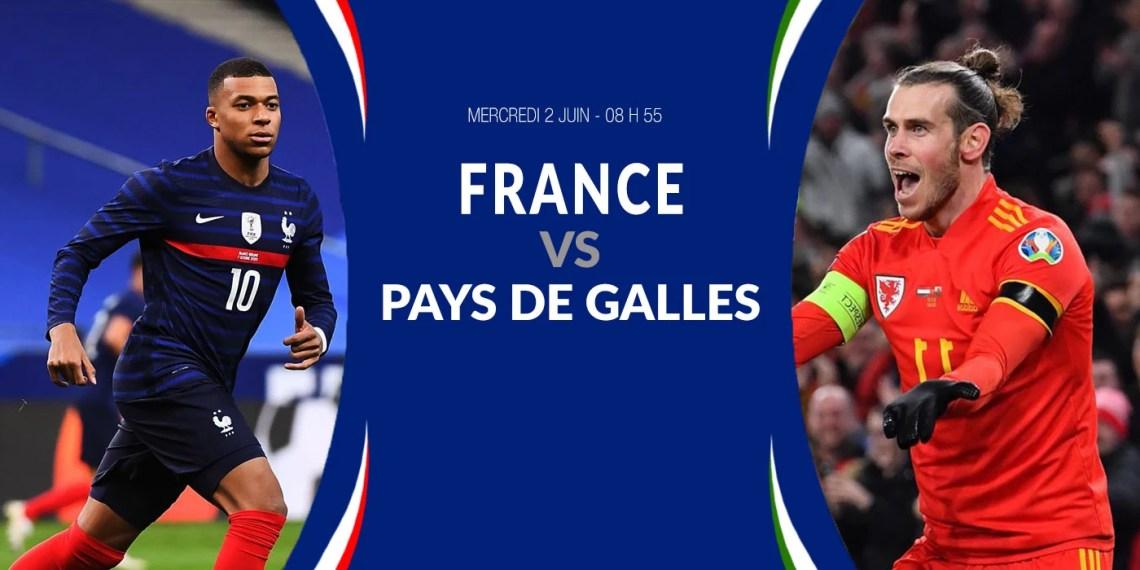 Euro 2021: Regarder France-Pays de Galles en Streaming