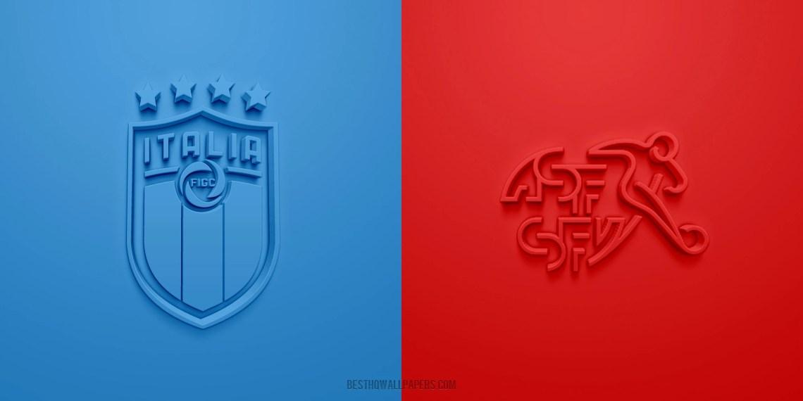 Euro 2021 : Italie-Suisse Regarder le match en streaming