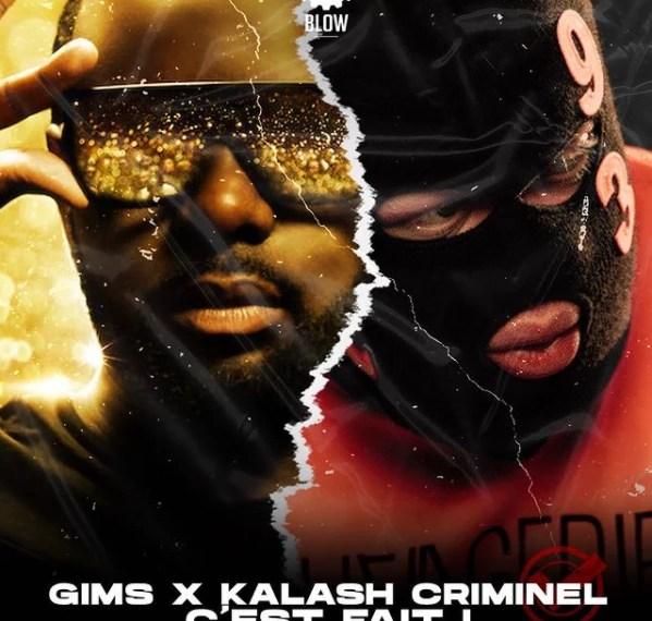 gims kalash criminel feat