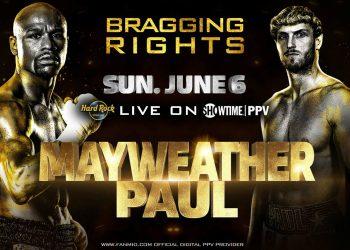 Logan Paul vs Floyd Mayweather : Regarder le combat en streaming