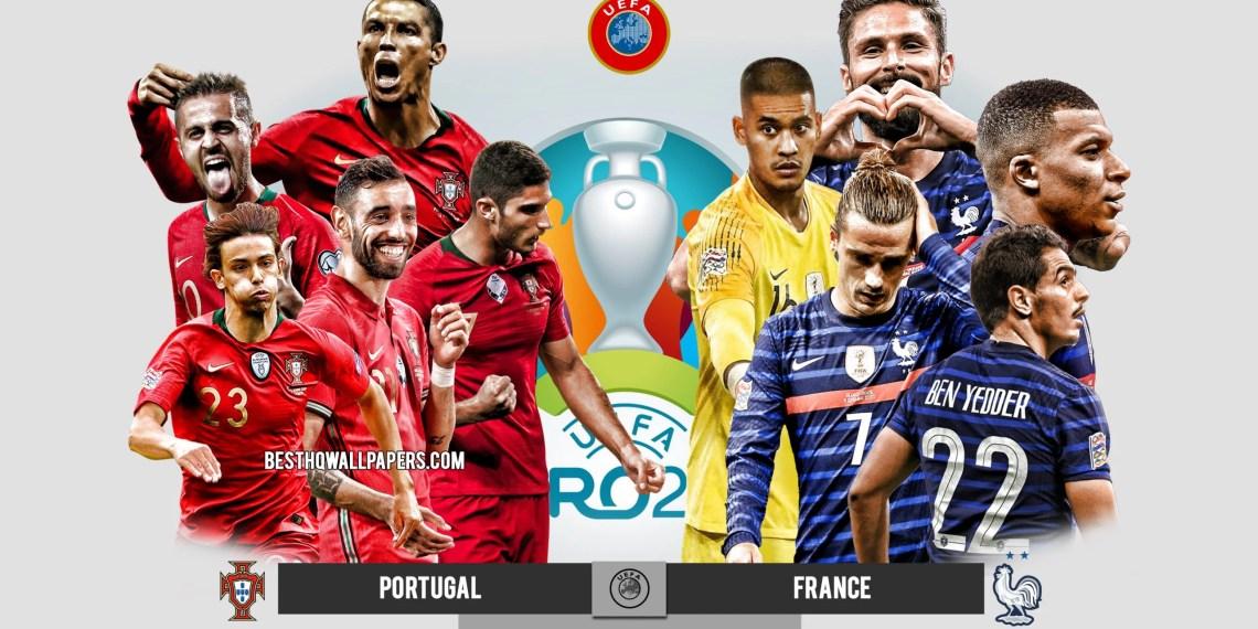 Portugal-France : regarder le match en streaming