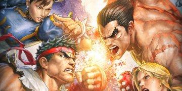 Tekken X Street Fighter sortie