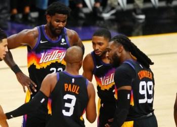 Les Phoenix Suns retrouvent les finales de conférence après 11 ans d'absence