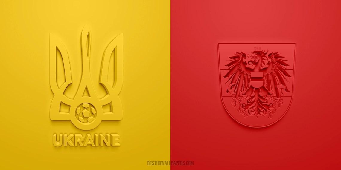 Ukraine- Autriche : Regarder le match en streaming