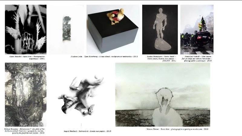 La Galerie Hors-Champs fête tes 10 ans cet été avec sa nouvelle exposition