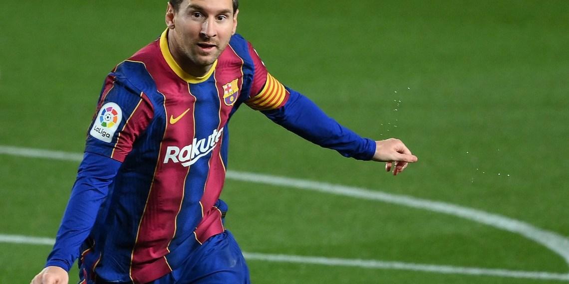 Messi poursuit son aventure barcelonaise jusqu'en 2026
