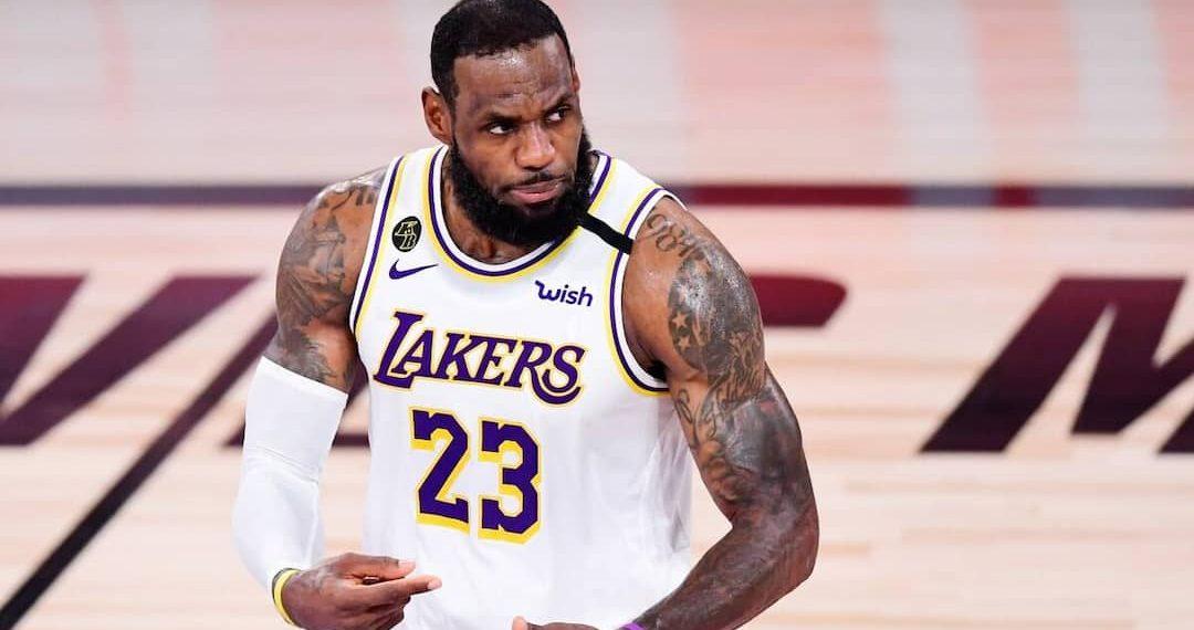NBA : LeBron James veut terminer sa carrière aux Lakers