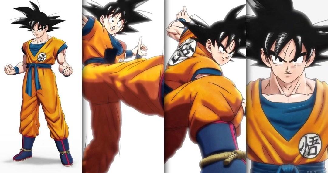 Toei dévoile le titre et le design du prochain film «Dragon Ball Super» prévue en 2022
