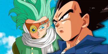 Dragon Ball Super Chapitre / Scan 74 : Le combat Vegeta vs Granolah commence !