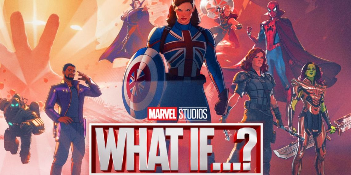Marvel's What If... ? Episode 3 Streaming - Black Widow est redoutable.