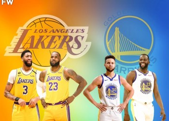 NBA : Voici comment regarder Los Angeles Lakers - Golden State Warriors en streaming