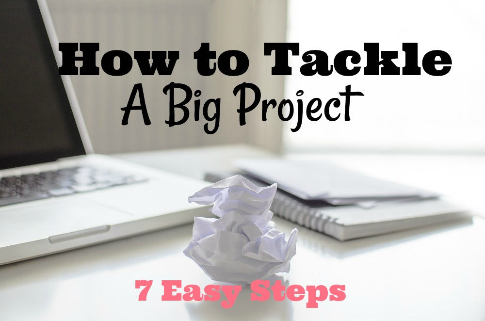 7 Tips to Turn your Project Into a Reality