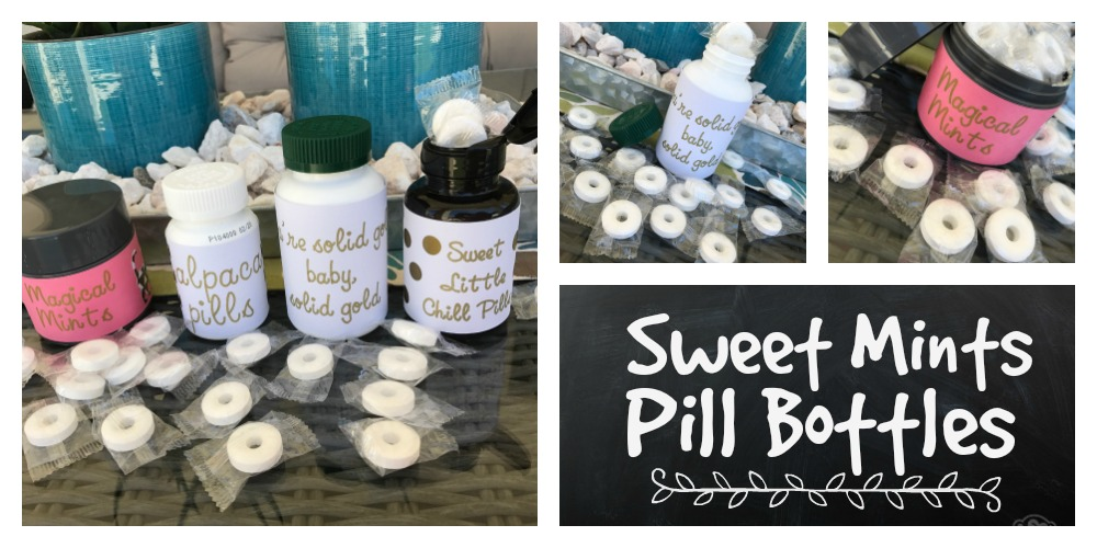 Sweet Little Chill Pills – Easy Cricut Project