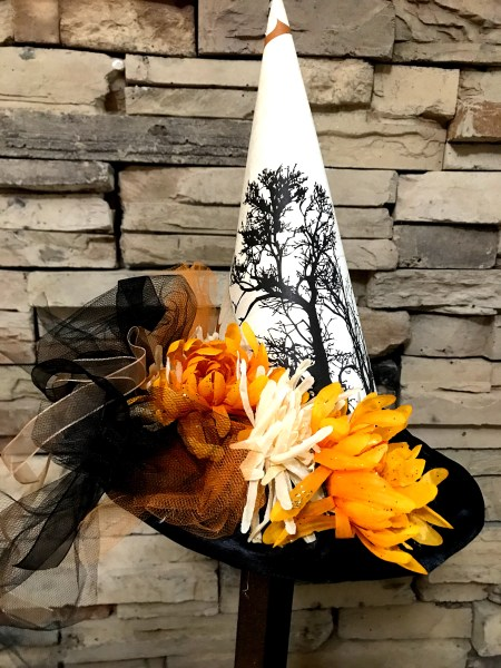 Great Witch Hat Tutorial!