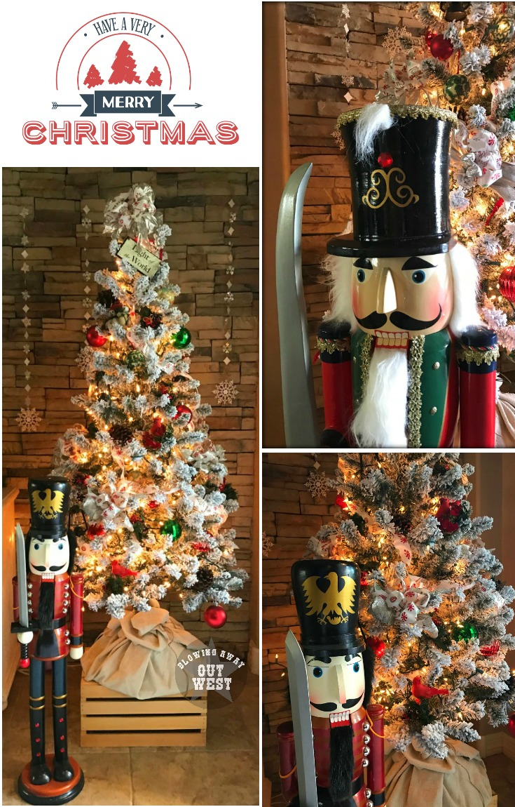 christmas tree design march of the toy soldiers blowingawayoutwestcom toy soldier
