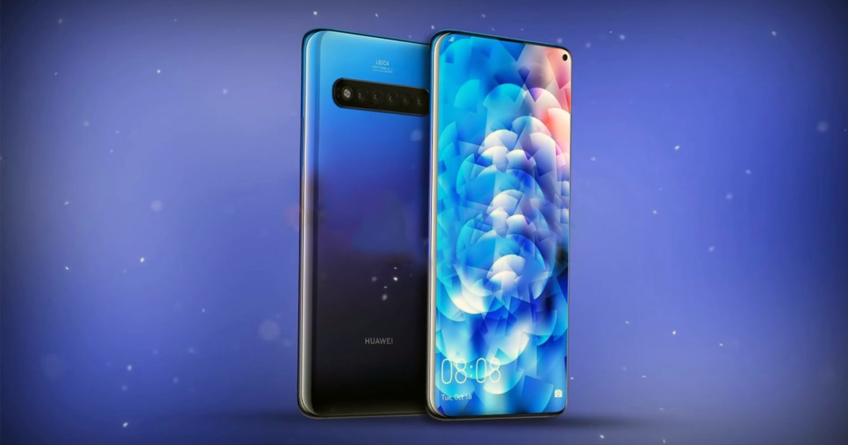 HUAWEI MATE 30 PRO FIVE STUNNING CAMERAS CONCEPT VIDEO