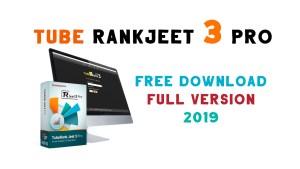 TubeRank Jeet 3 Pro Free Download 2019