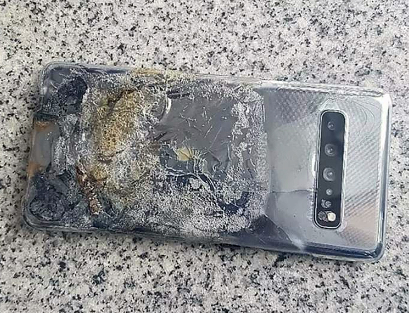 Samsung Galaxy S10 5G is exploding in South Korea