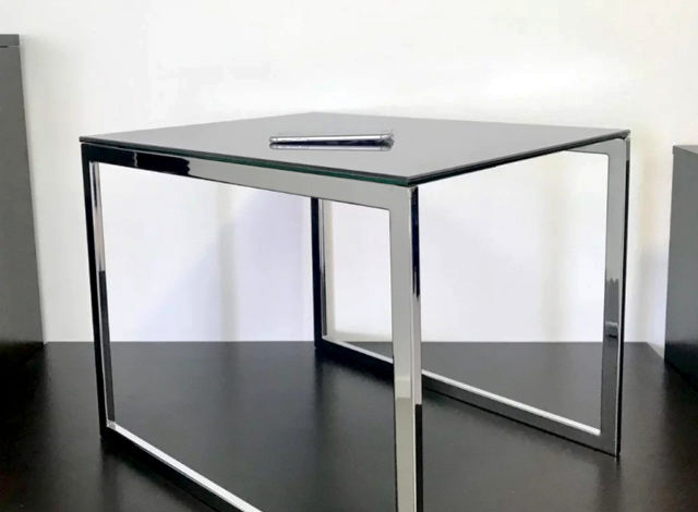Solar Powered Smart Table