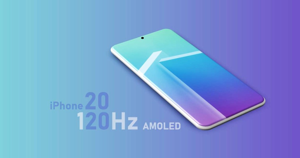 2020 IPhones Showing Fast 120Hz ProMotion Features