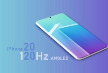 Photo of 2020 iPhones Showing Fast 120Hz ' ProMotion ' Features