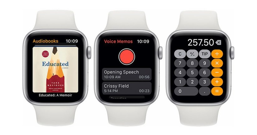 Apple WatchOS 6 Apps