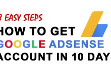 Photo of 8 Easy Steps to Approve AdSense Account for Bloggers