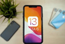 Photo of Apple has just released iOS 13 beta 6