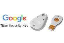 Google is starting to sell its Titan security key