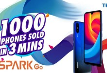 Photo of The first day of Tecno Spark Go Release makes record-breaking sales