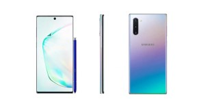 This is our best look at Galaxy Note 10+ from Samsung