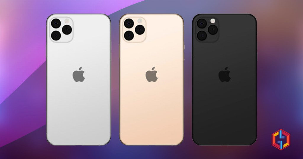 Apple logo will be centered on 2019 iPhones for reverse wireless charging