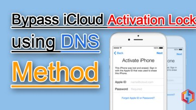 Photo of Bypass iCloud Activation Lock using DNS Method for iPhone & iPad