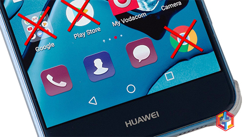 Huawei banned from using ANY Google app