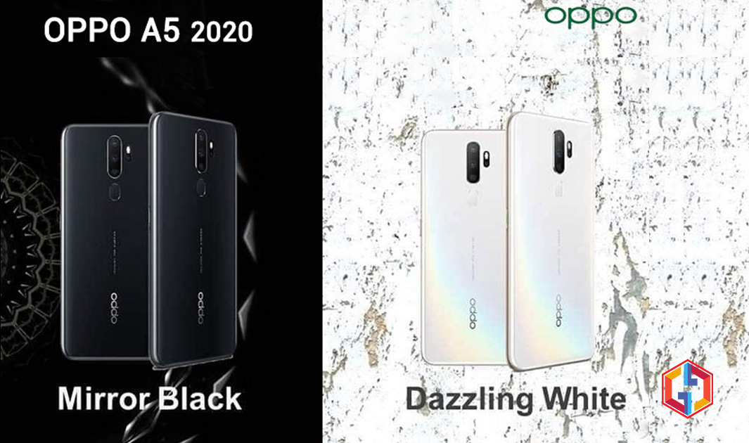 Oppo A5 2020 Available In Two Colors