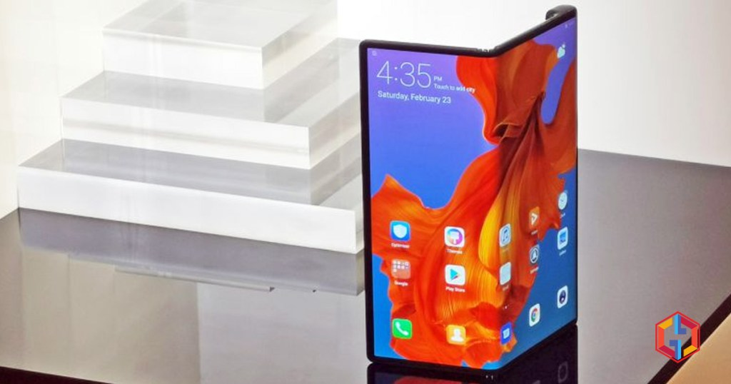 Huawei Releases Foldable Mate X In China