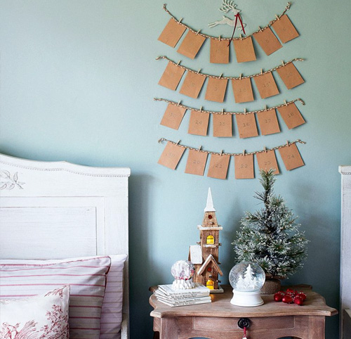 Christmas Calendar Design Ideas