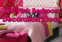 Photo of Top 5 Pink bedroom ideas that can be beautiful and peaceful