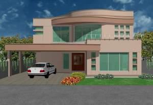 Best 1 Kanal House Design Ideas 105