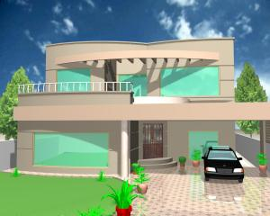 Best 1 Kanal House Design Ideas 108