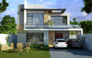 Best 1 Kanal House Design Ideas 23