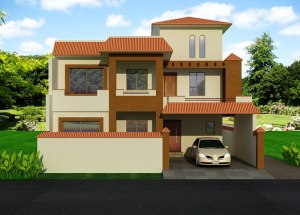 Best 1 Kanal House Design Ideas 31