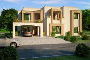 Best 1 Kanal House Design Ideas 32