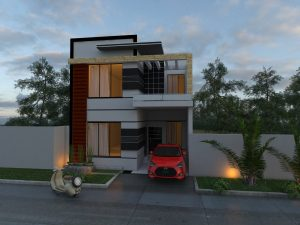 Best 1 Kanal House Design Ideas 34 Scaled