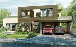 Best 1 Kanal House Design Ideas 36