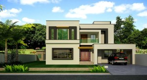 Best 1 Kanal House Design Ideas 43