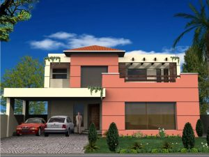 Best 1 Kanal House Design Ideas 5