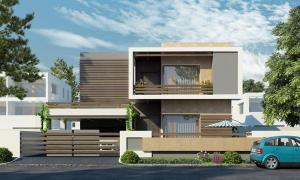 Best 1 Kanal House Design Ideas 63