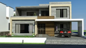 Best 1 Kanal House Design Ideas 73