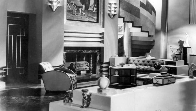 1920 Art Deco Style